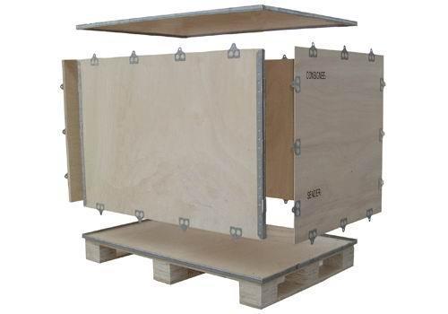 即结实又可以长久使用还可以安装的木箱