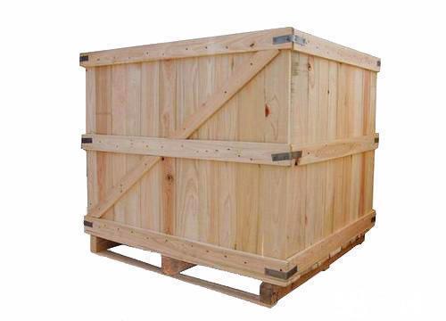 北京亚宝华荣木制品介绍木包装箱的三种结构