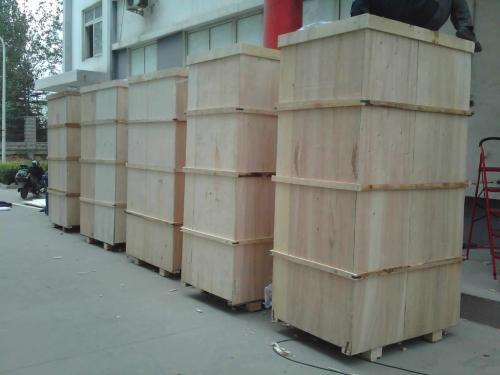 木箱应进行相应的加工