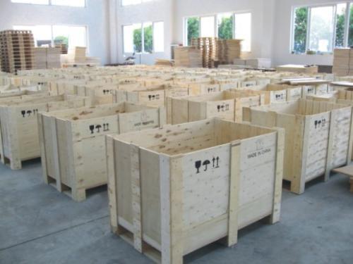 实木木箱包装方法介绍