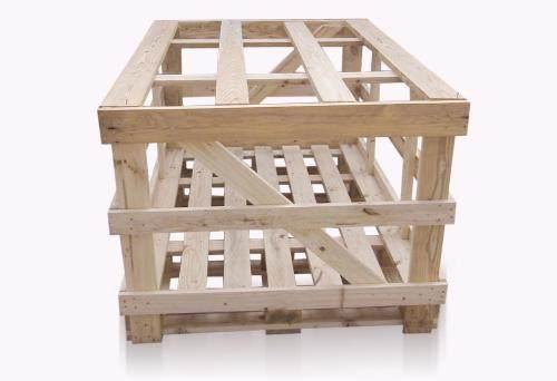木箱包装跃起
