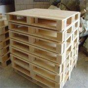 木制托盘将成为物流业的一个优秀助手