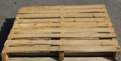 烟熏木栈板