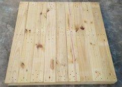 出口木栈板